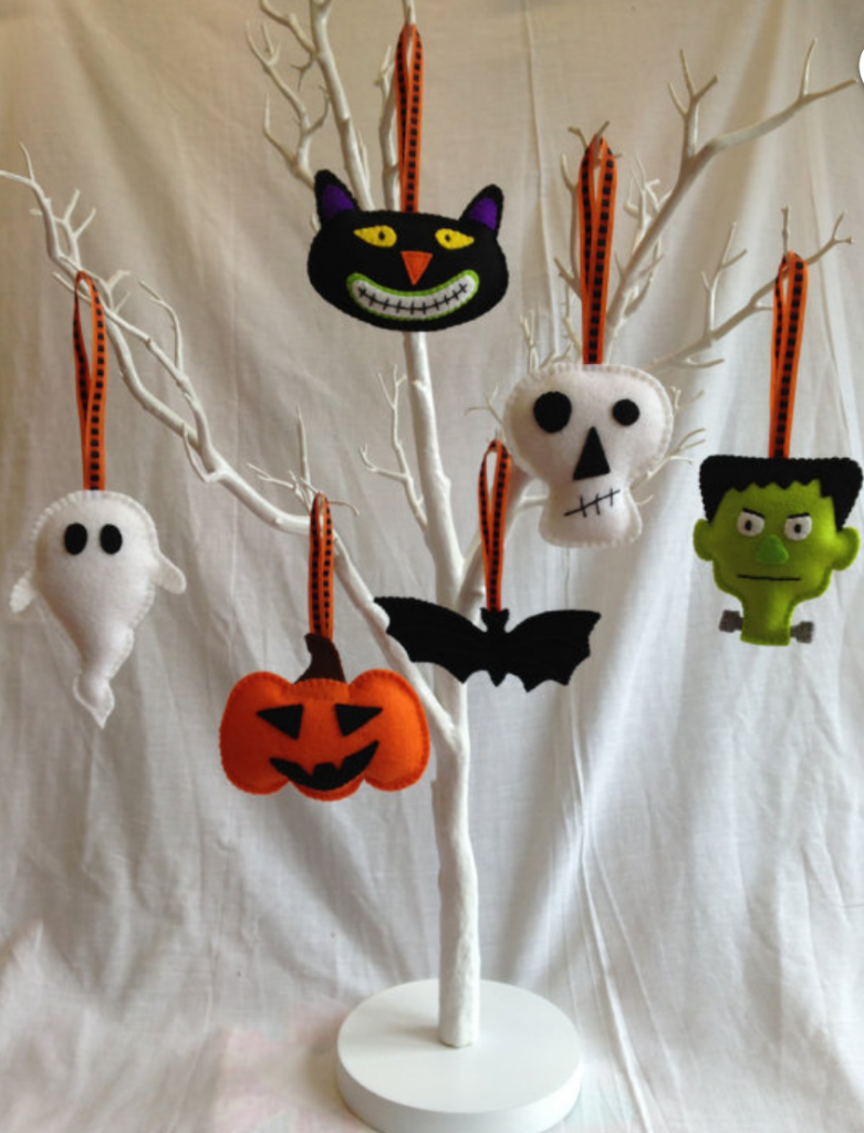 Hanging Halloween Decorations - Etsy