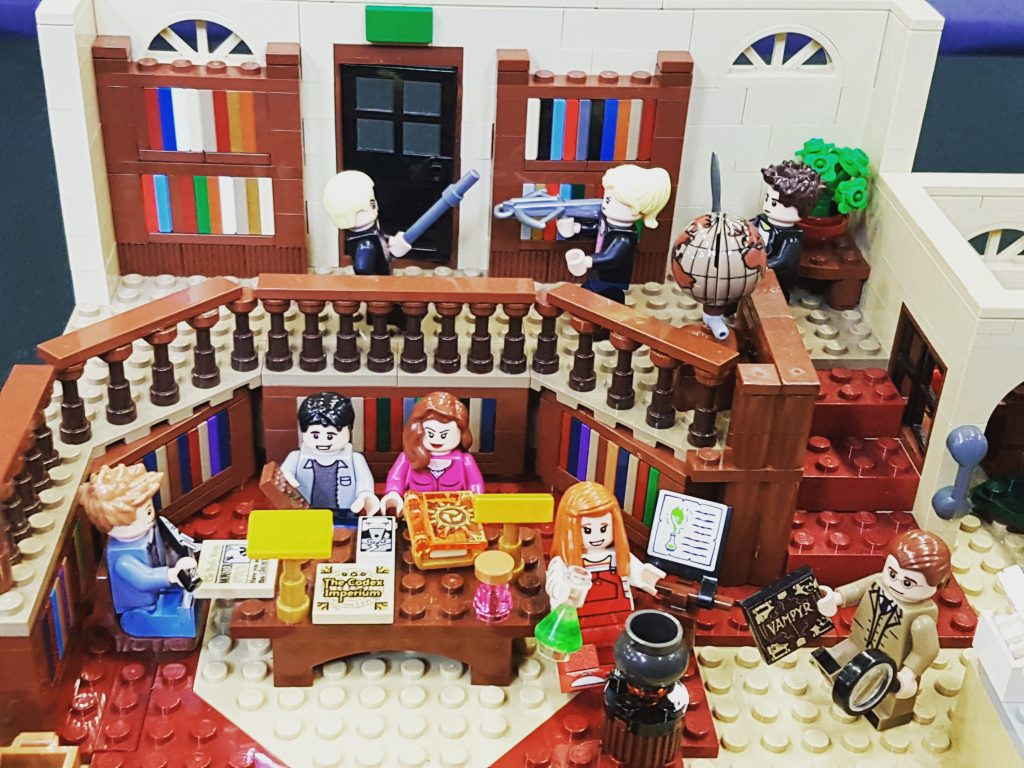 The Great Western Brick Show