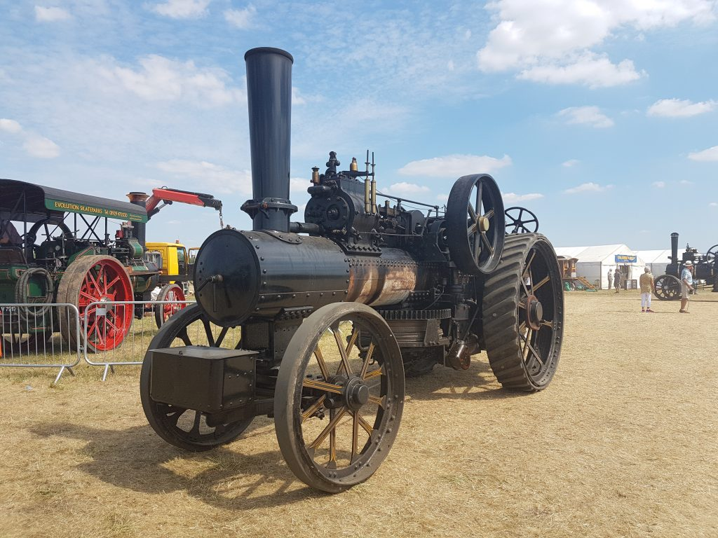 The Gloucestershire Steam & Vintage extravaganza 2018
