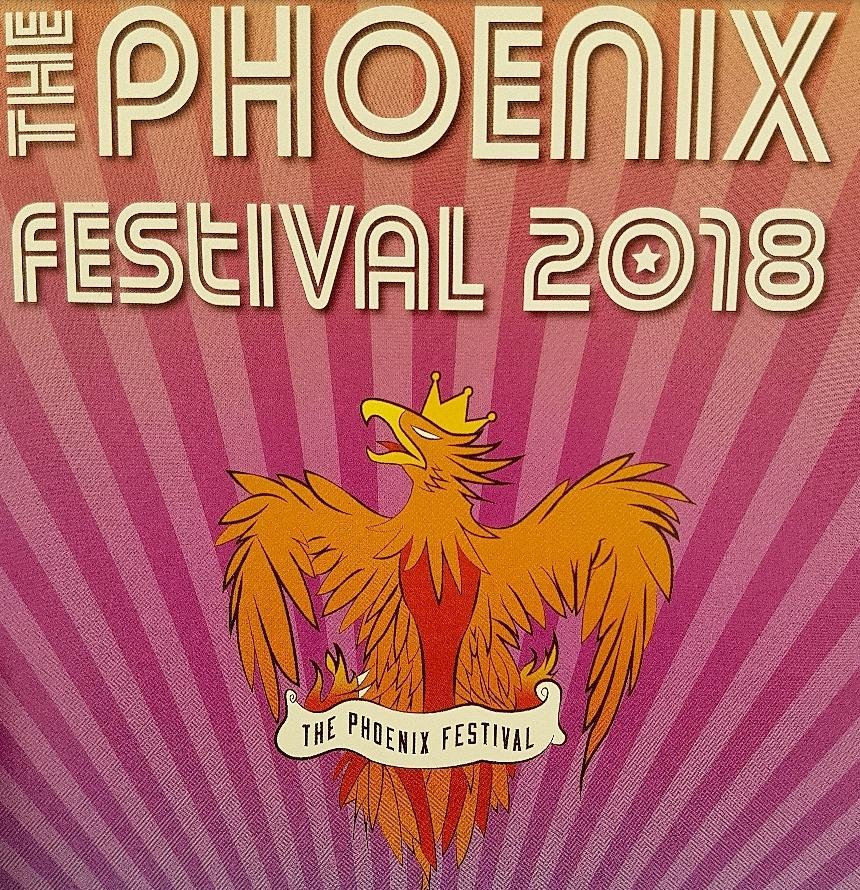 The Phoenix Festival 2018