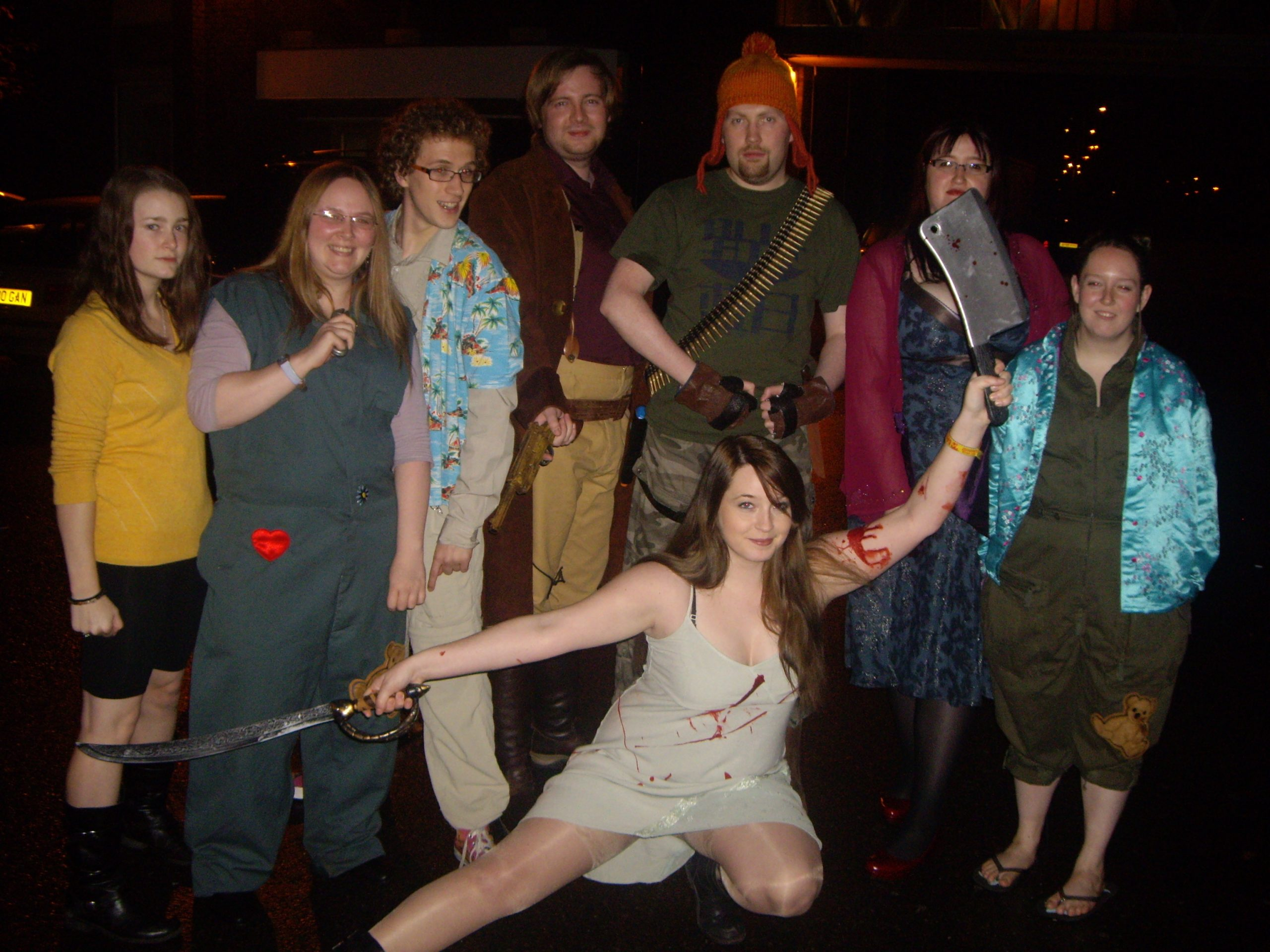 Hallowhedon 2 - Firefly cosplay group